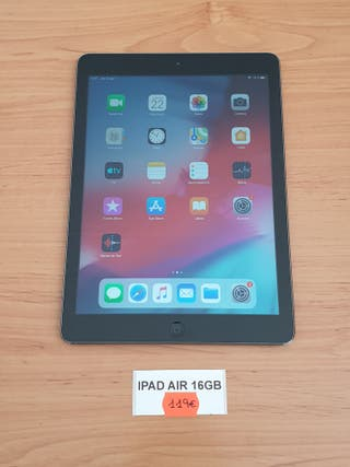 Tablet Ipad air 16gb gris espacial