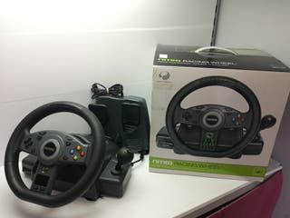 Volante Xbox 360 Nitro Racing Wheel