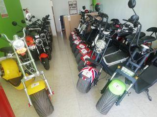 alquiler y venta de patinetes y motos eléctricas