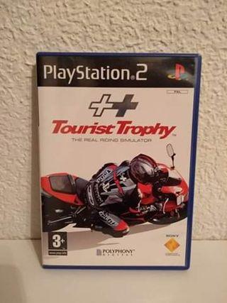 Tourist Trophy. Para PS2