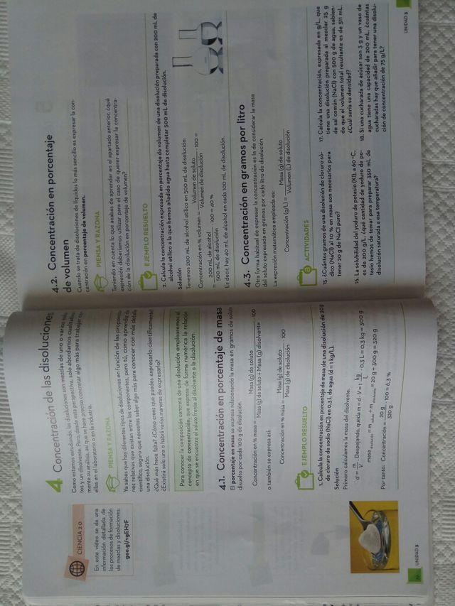 Libro física y química 2°ESO Mc Graw Hill