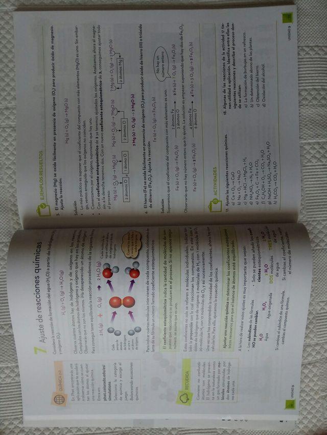 Libro fisica y quimica 3°ESO Mc Graw Hill