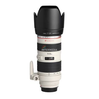 Alquiler objetivo Canon ES 70-200mm f/2.8 IS USM