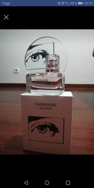 Colonia original de Calvin Klein