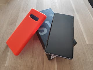 Samsung Galaxy S10 Plus Negro