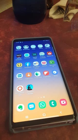 Galaxy Note 9 dual sim 128 gb