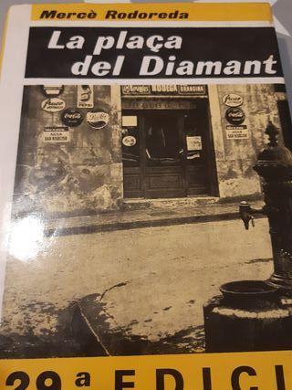 La plaça del diamant,libro