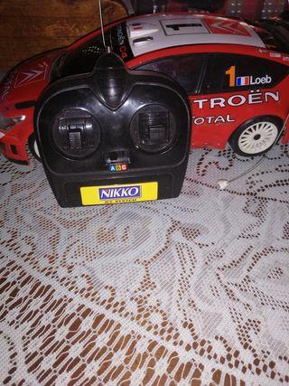 coche telederigido