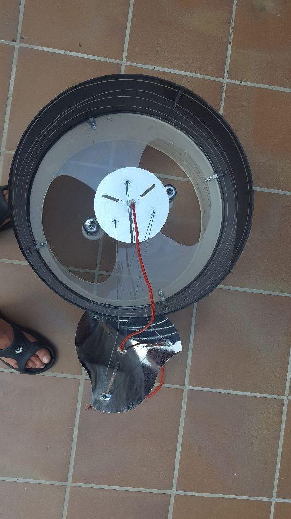 Lámpara cilíndrica de techo