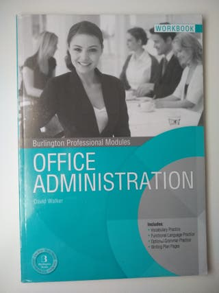 """Worbook """"Office Administration"""""""
