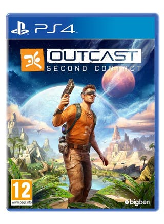 Outcast Second Contact PS4