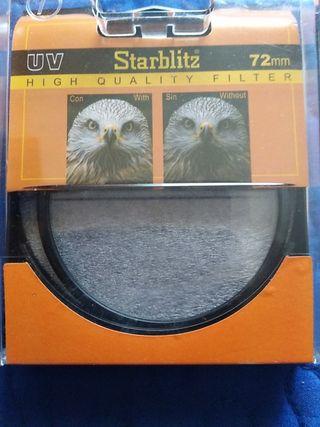 Filtro UV 72mm Starblitz