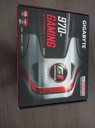 Placa Base Gigabyte GA-970 Gaming AM3+