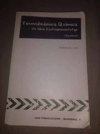Libro de Termodinàmica Quuímica
