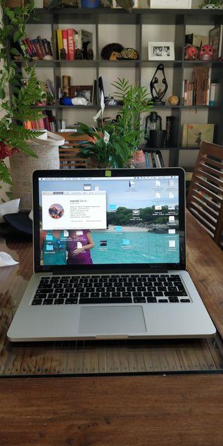 """MacBook Pro Retina 13"""" finales 2013 i7"""