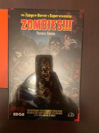 Juego de Mesa Zombies!!