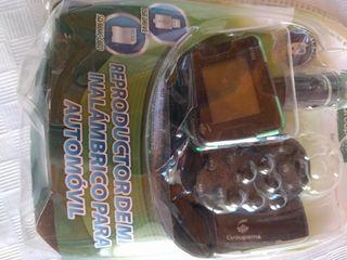 Reproductor MP3 coche