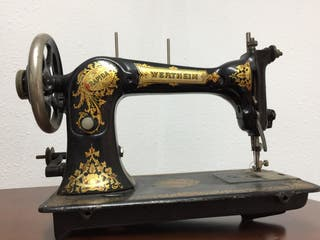 Cabeza máquina de coser coleccion