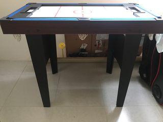 Mesa de billar y hockey