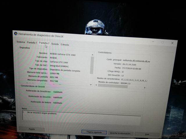 Vendo portátil predator helios 300