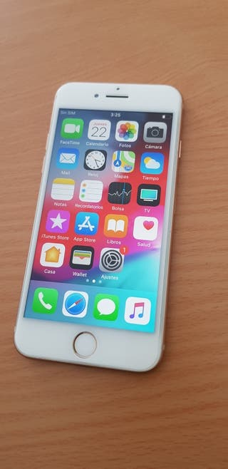 IPHONE 8 DE 64GB ORO ROSA ORIGINAL DE APPLE LIBRE