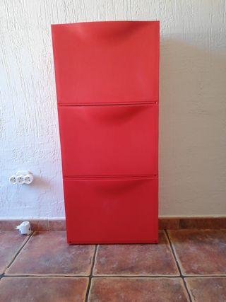 Zapateros Ikea modulares