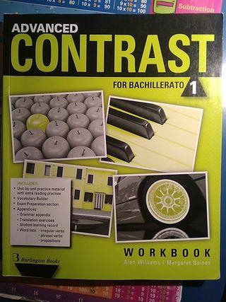 Avances Contrast. libro inglés 1 Bachillerato