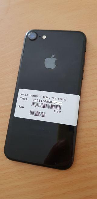IPHONE 7 DE 128GB ORIGINAL DE APPLE LIBRE MUY BIEN