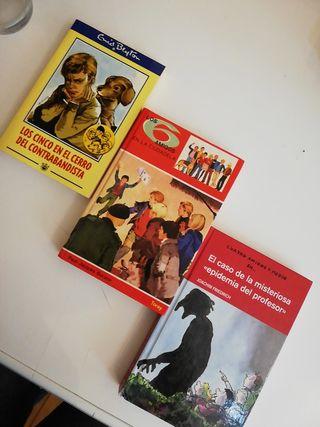 Pack de libros infantiles-juvenil