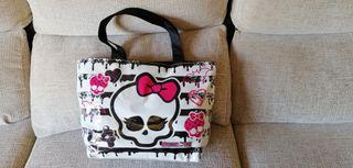 Bolsa para playa Monster High
