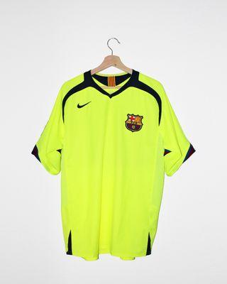 Camiseta Away FC Barcelona 05-06 talla L