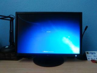 Monitor LG 22 pulgadas led
