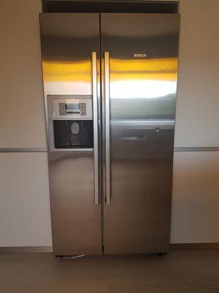 frigorífico americano bosch