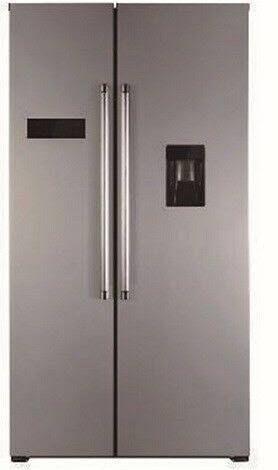 frigorífico jocel americano inox