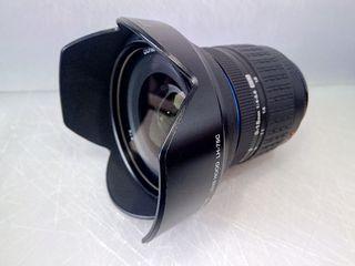 Objetivo Olympus 9-18mm f4-5.6