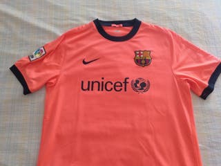 Camiseta Barça 09-10, talla L