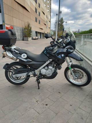BMW f650gs ABS