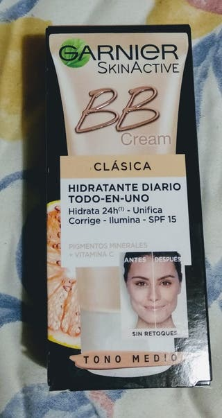 Crema BB cream Garnier