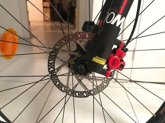 Bicicleta Btwin ROCKRIDER 520