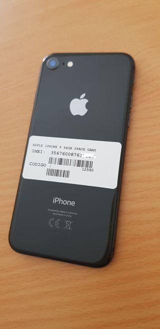 IPHONE 8 DE 64GB ORIGINAL LIBRE PERFECTO ESTADO