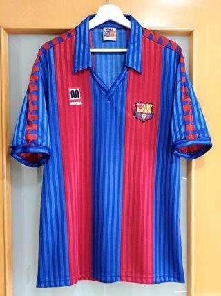 FC Barcelona 1990/92. XL. MEYBA. COLECCIONISTAS