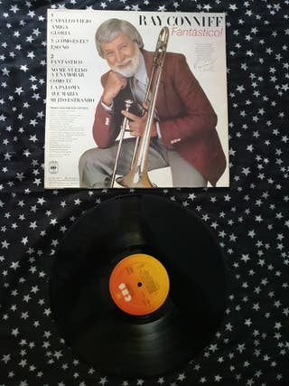 Ray Conniff disco vinilo