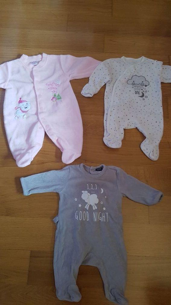 pijamas de 2 o 3 meses