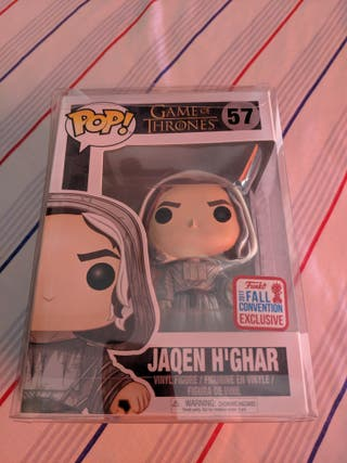 Funko pop! Jaqen H'Ghar Game of thrones GOT