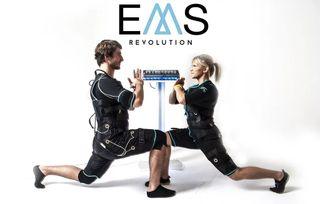 Chalecos electroestimulación EMS Revolution