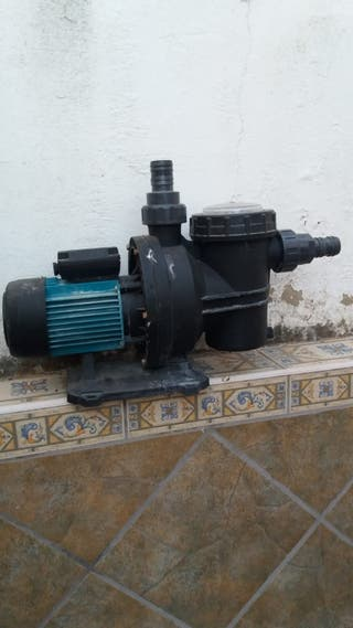motor de depuradora
