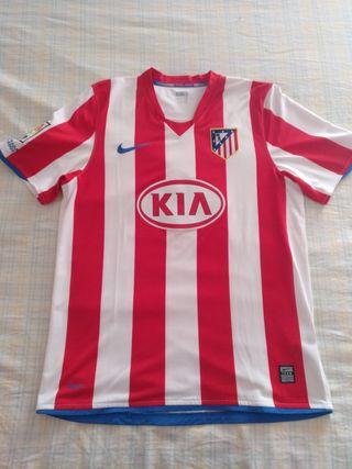 Camiseta At. Madrid 08-09 Talla M