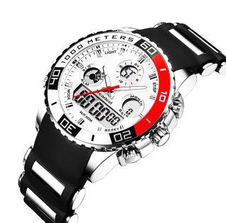 Reloj Inoxidable Impermeable Readeel QUARTZ