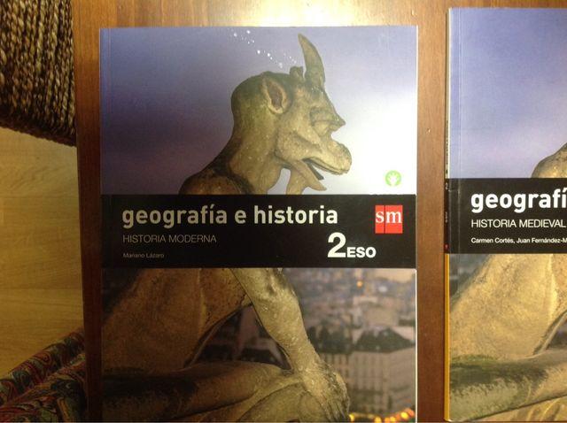 Geografía e Historia 2 ESO ISBN 978-84-675-8664-0