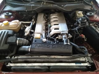 Despiece motor bmw 2.5 diesel